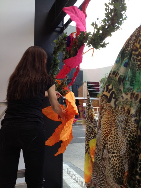 Visual merchandising made easy in 2012