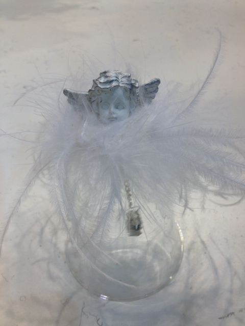 Feathery Angel, Christmas at VM+