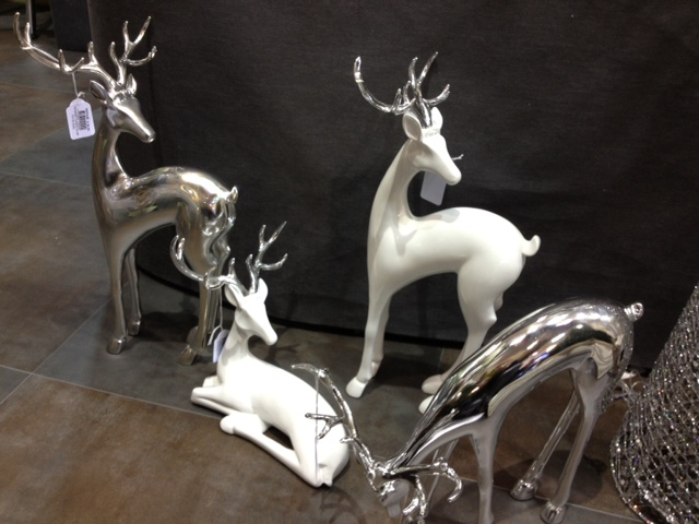 Reindeer for Christmas at VM+