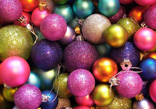 Christmas decorations in Brisbane @ VM+