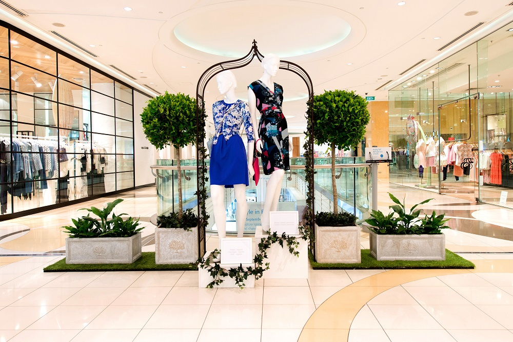 Seasonal fashion vm vm visual merchandising plus more for Landscape design courses brisbane