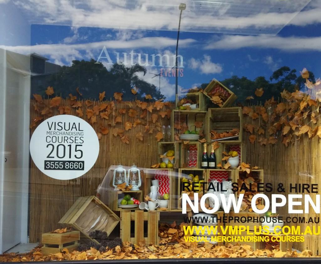 New Autumn Window