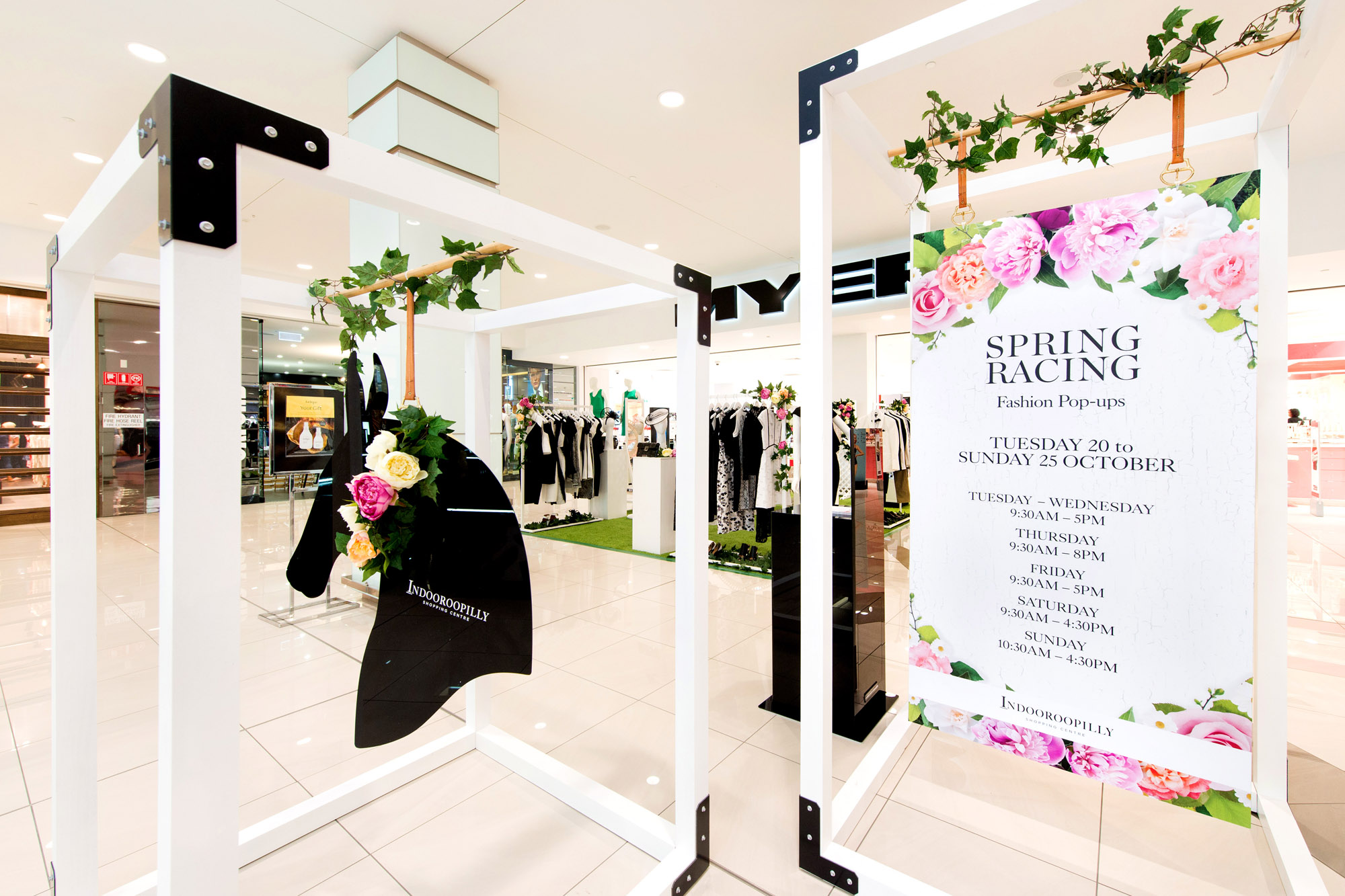 2015 TPH Spring Racing Fashion Pop Ups Indooroopilly 308