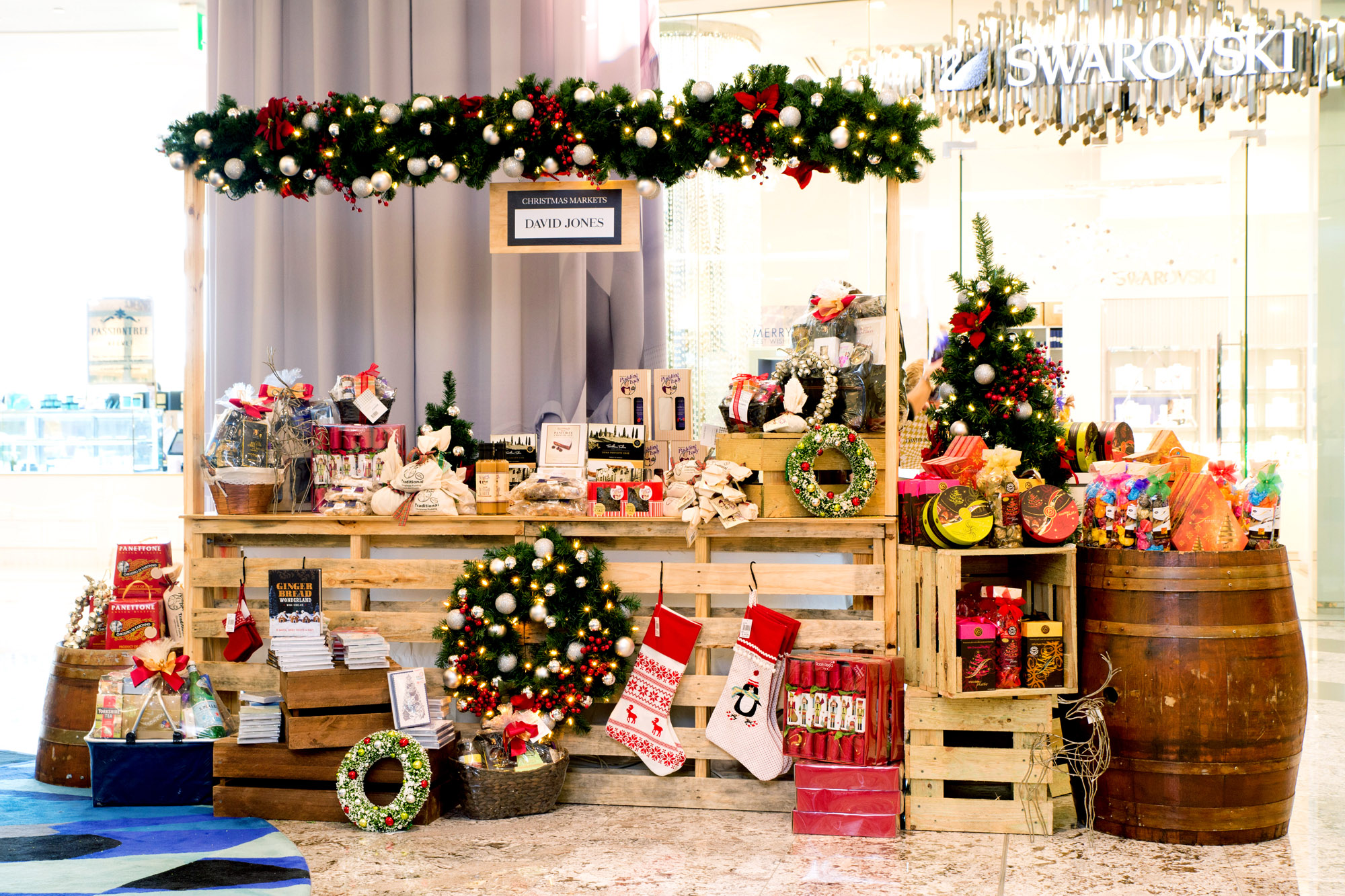2015 Christmas Pop Up Markets Indooroopilly 035