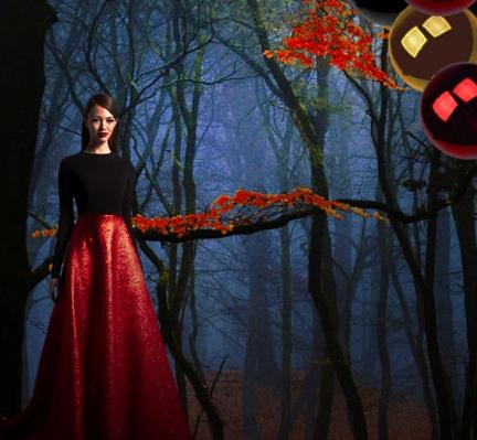 What's trending Christmas: Dark Fairytale