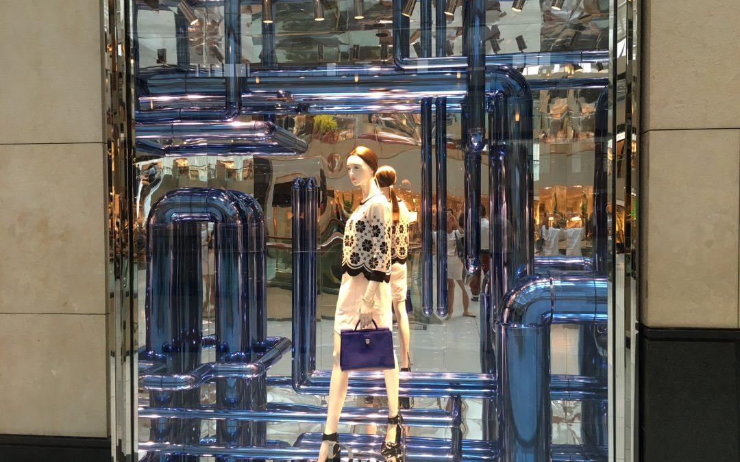 Hong Kong Window Dressing Inspiration