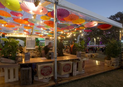 Brisbane night noodle market