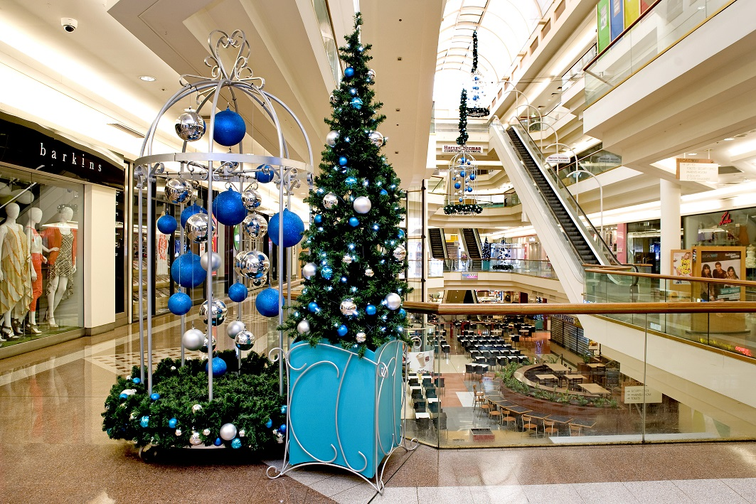 Shopping centres retailers vm visual merchandising for Decoration shopping