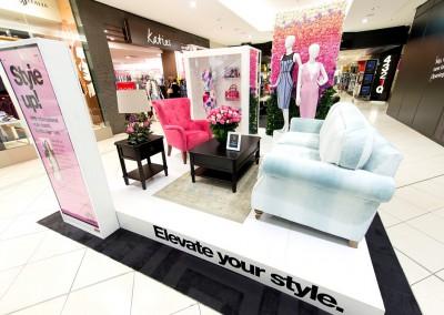 Myer Centre VM Spring Summer fashion styling
