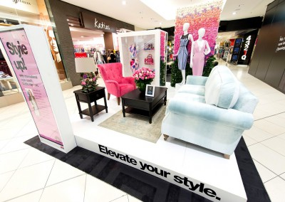 Myer Centre VM Spring Summer fashion styling
