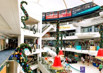Oasis Broadbeach Christmas bells