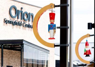 Orion Springfield Christmas Nutcracker