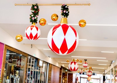 Orion Springfield Christmas Ceiling Display