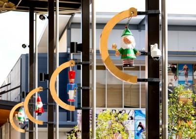 Orion Springfield Christmas Figurines