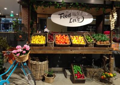 Westfield Garden City Fresh Food