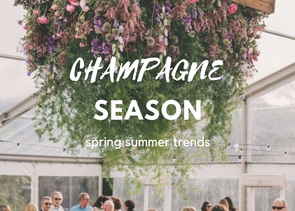 Champagne Season – S/S Trends