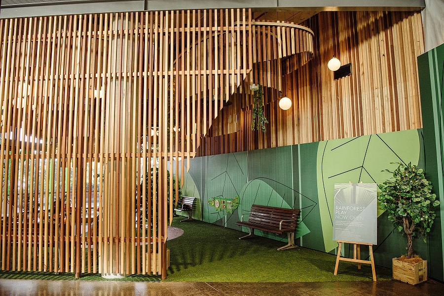 Robina Rainforest Play Space
