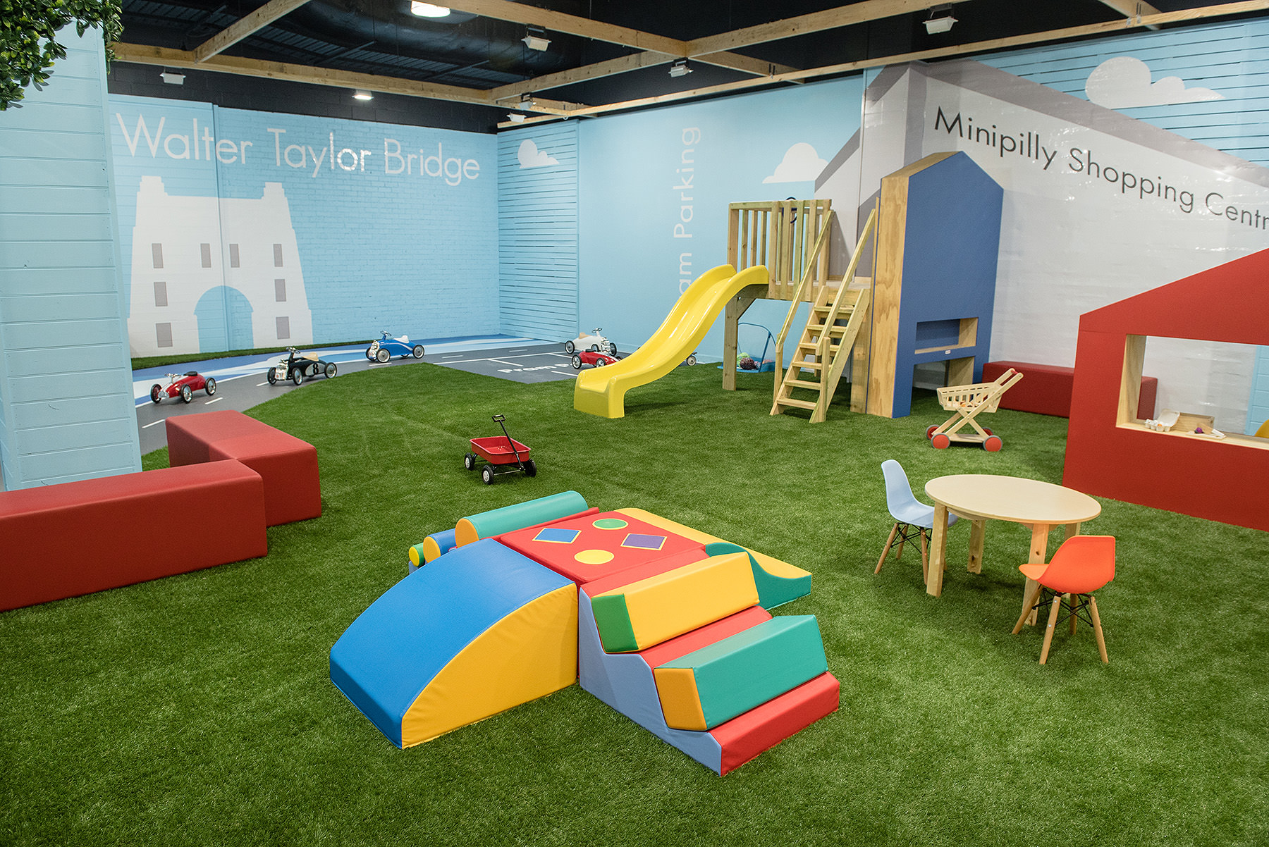 Minipilly Indooroopilly Kids activation space