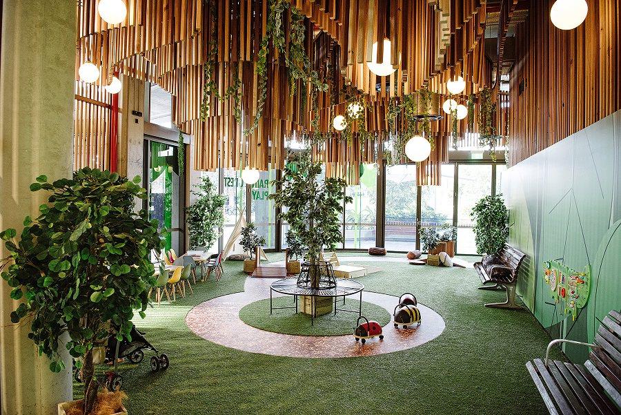 Robina Rainforest Play Space