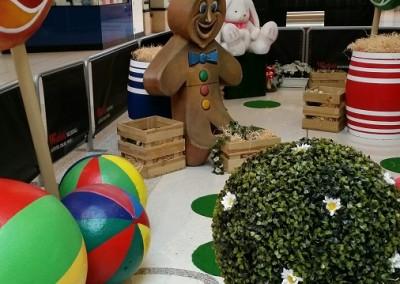 Easter Shopping Centre Children's Activation