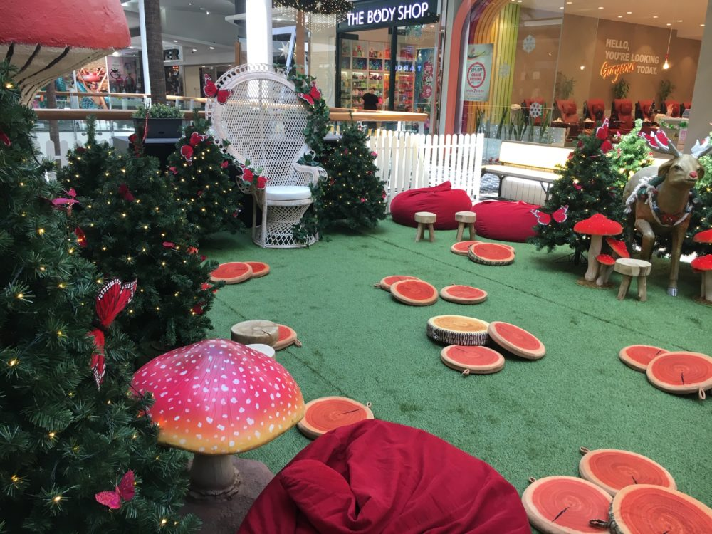 School holiday activation for shopping centres
