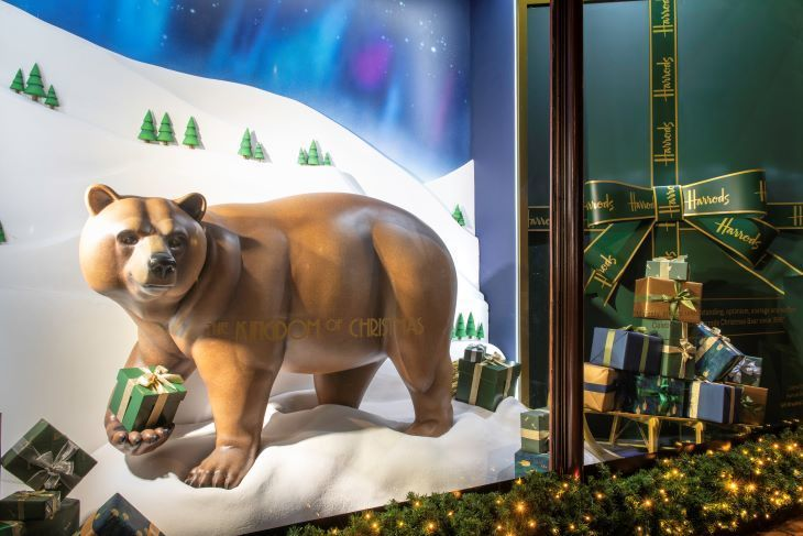International Christmas Windows 2019