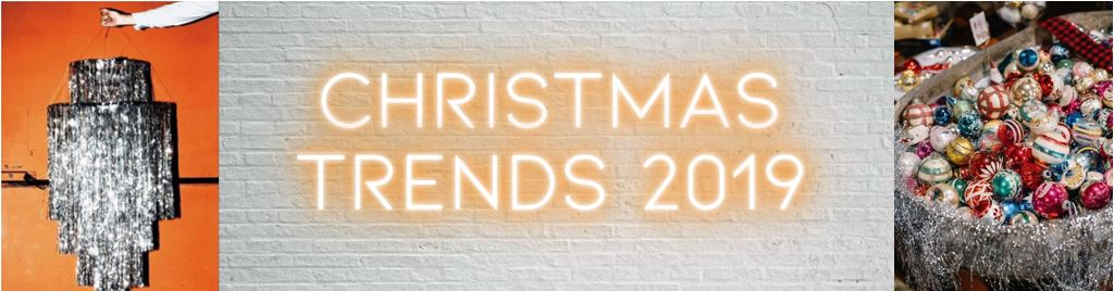 Christmas Trends 2019